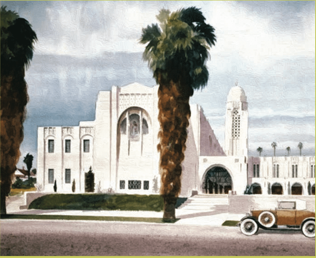 """""""It is Splendid!"""": The completion of the Wilshire Ward Chapel"""