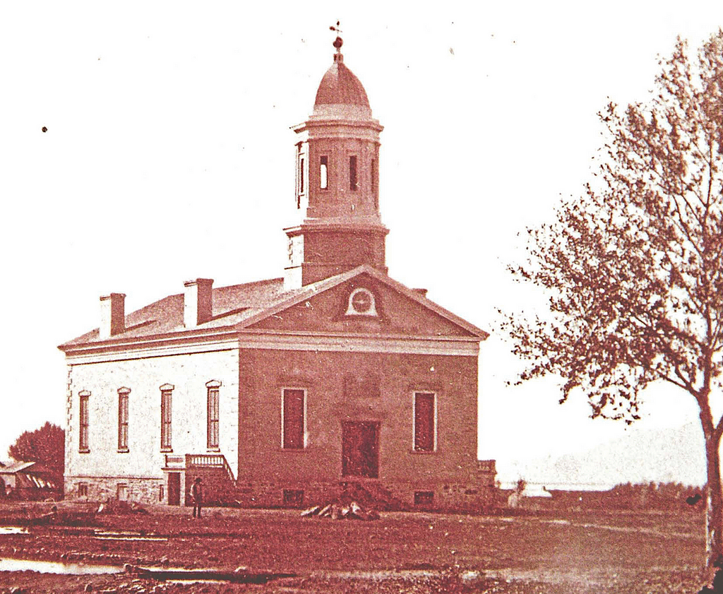 The Old Tabernacle