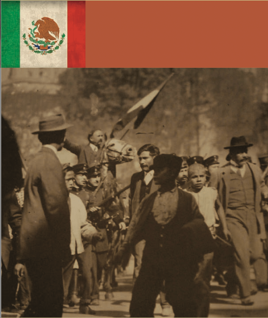The Mexican Revolution: A Troubled Decade