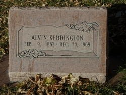 KEDDINGTON, Alvin