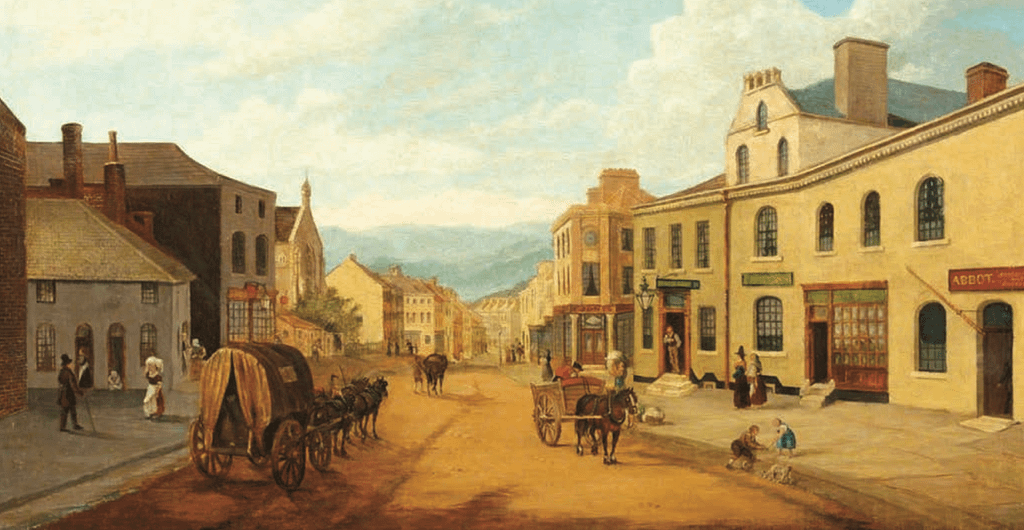 The Beginnings of the Church of Jesus Christ of Latter-day Saints in Wales